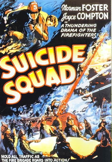 SUICIDE SQUAD BY FOSTER,NORMAN (DVD)